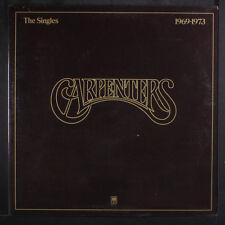 CARPENTERS: The Singles 1969-1973 LP Sealed Rock & Pop
