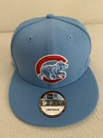 New Era Chicago Cubs City Edition Series Flag 9FIFTY Snapback 950 Hat NEW Rare