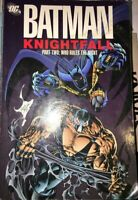 Batman Knightfall Part Two Who Rules the Night Paperback September 3 1993