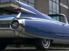 Cadillac Eldorado 1959 Vintage Classic Car 1 24 Carousel Blue Dream 12 Model 18