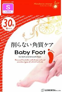 NEW Baby Foot Easy Pack 30 60 Minutes Type S M Size 35 ml from Japan F/S
