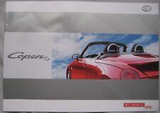 Daihatsu Copen 1.3 Brochure