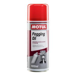 Motul Engine Fogging Oil. Ideal for Outboards, long lasting. 400ml Aerosol Can