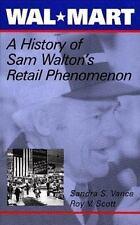 Wal-Mart: A History of Sam Walton's Retail Phenomenon (Twayne's-ExLibrary