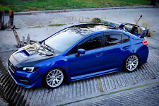 "18"" Miro Type 111 Wheels 18x8.5 +35 / 18x9.5 +40 5X114.3 For Subaru WRX (Set 4)"