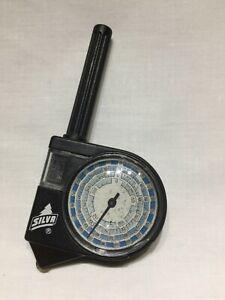 Vintage Silva Map Measuring Wheel