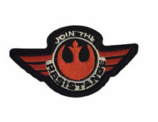 Star Wars Rebel Alliance Join The Resistance Cosplay Iron On Patch