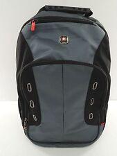 New Wenger SwissGear Computer/Tablet Backpack - Gray/Black