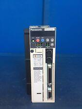 PANASONIC  MSDA021A1A 200W 3PH 110-115V/80V 6A/2.5A DRIVE