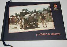 CALENDARIO STORICO 1994 - 3' CORPO D'ARMATA GENIO NBC CENTAURO ALDEBARAN LEGNANO