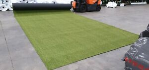 Cheap Artificial Fake Grass Clearance Roll End Remnant 20mm Off Cuts Astro Turf.