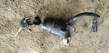 1991 Yamaha XT600 3TB Ignition Lock & 2 Keys #O15
