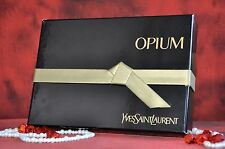 Yves Saint Laurent OPIUM SET EDT 50ml, VINTAGE, VERY RARE, NEW IN BOX