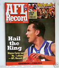 1999 AFL Football Record / Herald Sun Lift-Outs NTH MELBOURNE KANGAROOS Premiers