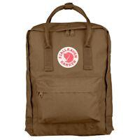 Fjällräven Kanken Rucksack Schule Sport Freizeit Tasche Backpack sand 23510-220