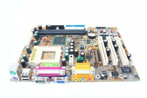 Gigabyte GA-6WMMC7 Matx Vintage PC Computer Motherboard Intel Socket/Socket 370