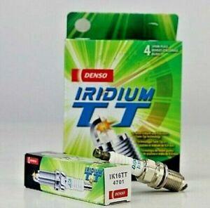 6 X PACK OF DENSO IK16TT IRIDIUM TWIN TIP SPARK PLUGS - BRAND NEW