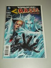 FOREVER EVIL ARGUS #5 DC COMICS NEW 52 NM (9.4)