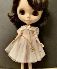 Blythe Doll Outfit Pink Dress