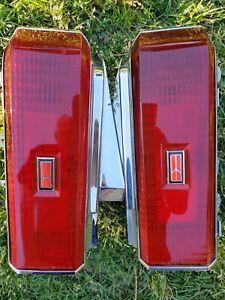 1986, 1987, 1988 Oldsmobile Cutlass NEW Tail Lights
