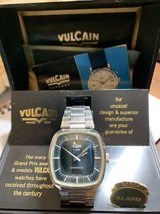 vulcain cricket watch