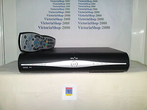 Amstrad DRX890 500Gb Satellite HD Receiver SKY+ HD Digibox -Scart Socket- RJ-45