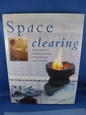 SPACE CLEARING BOOK STELLA MARTIN ANCIENT ART OF PURIFYING CLEANSING SPACE HC DJ