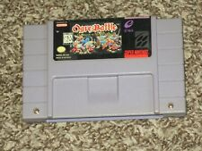 Works Great! Ogre Battle The March of the Black Queen Super Nintendo SNES RPG