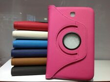 PU Leather Case Cover Stand Samsung 7 inch Tab 3 +Free Screen protector