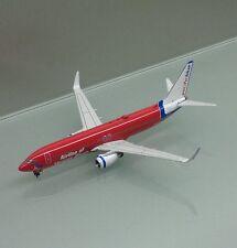 Phoenix Models 1/400 Virgin Pacific Blue Boeing 737-800 winglets VH-VUM model