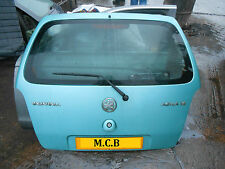 VAUXHALL AGILA A MK1 2004 HATCHBACK BOOTLID TAILGATE COMPLETE Z397 MINT SILVER