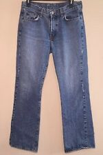 Lucky Brand Dungarees Plain Jane Flare Jeans Size 30/ US 10