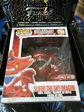 Funko Pop! Animation Yu-Gi-Oh Slifer The Sky Dragon #756 6in Target Exclusive