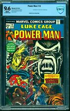 Power Man #19 CBCS NM+ 9.6 White Pages
