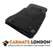 Bmw 5 Series E60/E61 2003 - 2010 Tailored Car Floor Mats (Black Ultra Deluxe)