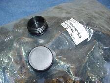 100 Verschlusskappen GL45 45 mm Rohr Schwarz Dünnwand Rohr . Endkappen
