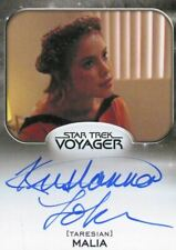 Star Trek Aliens Kristanna Loken as Malia Autograph Card