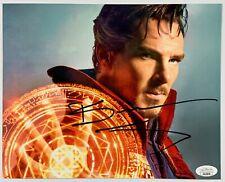 Benedict Cumberbatch Doctor Strange JSA Autograph Signed Photo 8 x 10