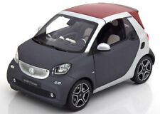 1:18 Norev Smart Fortwo Convertible with removable Softtop 2014