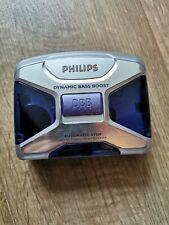 Walkman - PHILIPS AQ6495 - stereo cassette player - dynamic bass boost