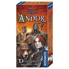 KOSMOS 692841 - Gesellschaftsspiel - Die Legenden von Andor - Dunkle Helden