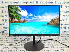 "Lenovo ThinkVision P24H-10 24"" IPS LED LCD Flat Panel Computer Monitor 2560x1440"