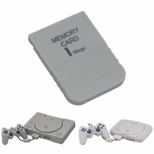 1MB PS1 Memory Card | Game Save | Sony Playstation 1 & PS One