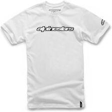 Alpinestars Wordmark T Shirt - White