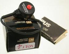 Orig Olympus OM System Kamera Auslösekabel Kabel Camera Trigger Cord e1709/8