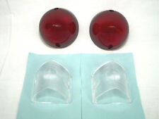 "1956 Chevrolet Tail & Back Up Light Lens Set  ""Guide"" Show Quality"