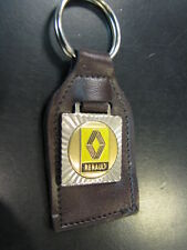 Key ring / sleutelhanger Renault (leather)