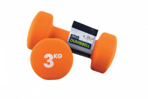 3kg  Neoprene Dumbbells high quality