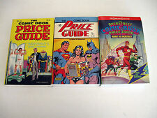 The Overstreet Comic Book Price Guide #12 13 & 23 75% Off!
