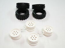 NEW TAMIYA BOOMERANG Tires & Wheels Set Front & Rear UB16